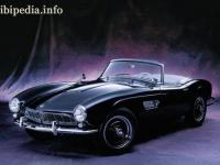 BMW 507 TS Roadster 1955 #4