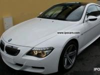BMW 6 Series Coupe E63 2007 #4