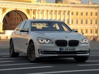 BMW 7 Series F01/02 Facelift 2012 #2