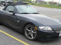 BMW Z4 M Coupe E86 2006 #4