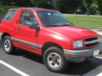 Chevrolet Tracker Convertible 1999 #1