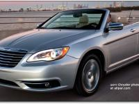Chrysler 200 Convertible 2011 #2