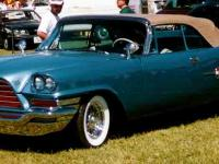Chrysler 300C 1957 #4