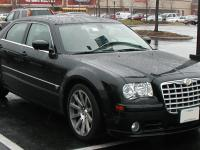 Chrysler 300C Touring SRT8 2006 #2