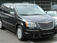 Chrysler Grand Voyager Limited 2008 #2