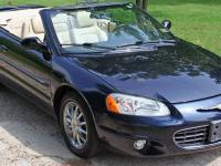 Chrysler Sebring Convertible 2001 #4