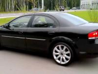 Chrysler Sebring Sedan 2003 #3
