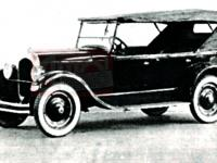 Chrysler Six 1924 #2
