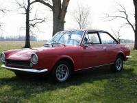 Fiat 124 Sport Coupe 1967 #4