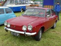 Fiat 850 Sport Coupe 1968 #3