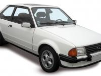 Ford Escort 3 Doors 1980 #4
