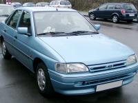 Ford Escort 4 Doors 1995 #3