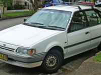 Ford Escort 5 Doors 1990 #4