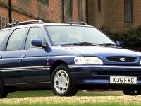 Ford Escort Clipper 1991 #3