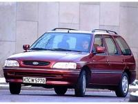 Ford Escort Clipper 1991 #4