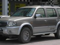 Ford Everest 2003 #1