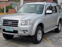 Ford Everest 2007 #1