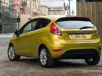 Ford Fiesta 3 Doors 2013 #2