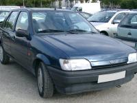 Ford Fiesta 5 Doors 1989 #1