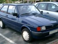 Ford Fiesta 5 Doors 1989 #2