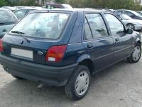 Ford Fiesta 5 Doors 1989 #3