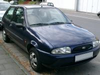 Ford Fiesta 5 Doors 1995 #1
