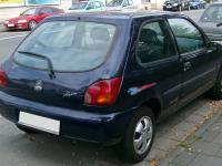 Ford Fiesta 5 Doors 1995 #2