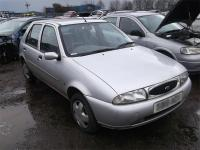Ford Fiesta 5 Doors 1995 #3