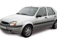 Ford Fiesta 5 Doors 1999 #1