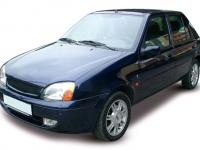 Ford Fiesta 5 Doors 1999 #3