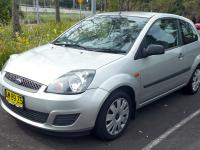 Ford Fiesta 5 Doors 2002 #2