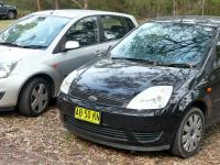 Ford Fiesta 5 Doors 2005 #1