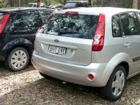 Ford Fiesta 5 Doors 2005 #3