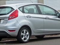Ford Fiesta 5 Doors 2008 #1