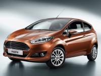 Ford Fiesta 5 Doors 2013 #2