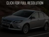 Ford Focus 4 Doors 2011 #3