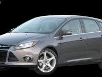 Ford Focus 5 Doors 2011 #3