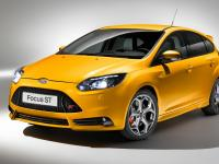 Ford Focus ST 5 Doors 2014 #07