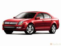 Ford Fusion North American 2005 #1