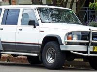 Ford Maverick LWB 1993 #4