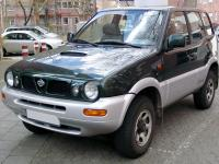 Ford Maverick SWB 1993 #4