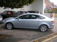 Ford Mondeo Hatchback 2007 #2