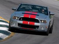 Ford Mustang Shelby GT500 Convertible 2012 #3