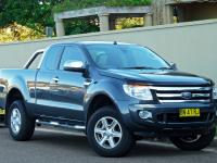 Ford Ranger Double Cab 2011 #3