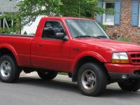 Ford Ranger Regular Cab 2000 #2