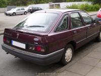 Ford Sierra 5 Doors 1990 #4