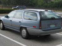 Ford Taurus Wagon 1995 #1