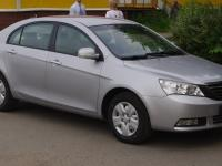 Geely Emgrand EC718 2009 #4