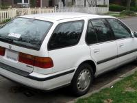 Honda Accord 4 Doors 1989 #03