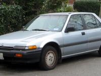 Honda Accord 4 Doors 1989 #04